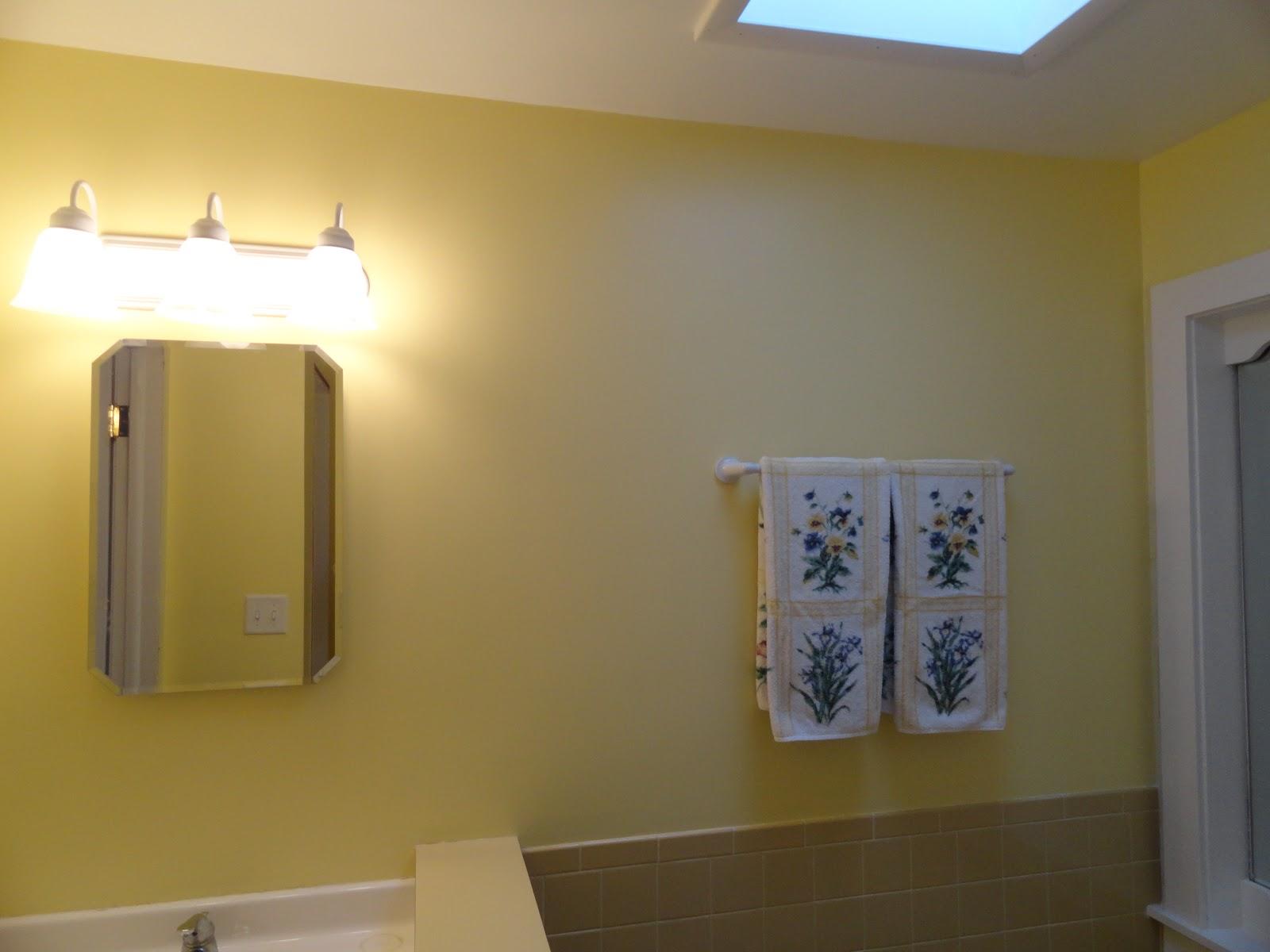 Ejk blog april 2012 for Bathroom upgrades