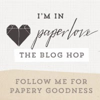 I'm In Paper Love- The Blog Hop