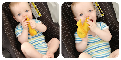 Review // Kelsie The Teether Toy