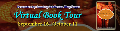 Blog Tour and Review: An Incurable Insanity by Simi K. Rao