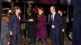 Le Duc et la Duchesse de Cambridge lance une offensive de charme sur New York