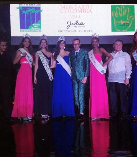 Miss Tierra Colombia 2014