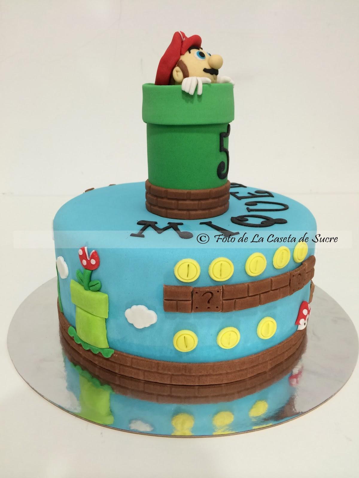 tarta mario bros 3