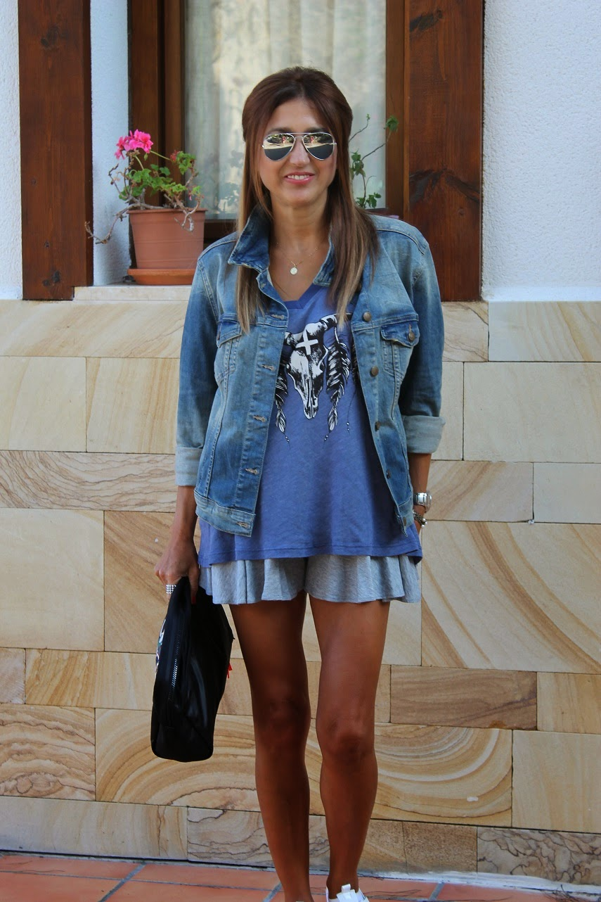 Wildfox, Angela Bang, Bimba y Lola, Zara, Marimorena, Comillas, Cantabria, Summer, Looks, Street Style, Fashion, Cool, Outfit, Style, LifeStyle, Carmen Hummer