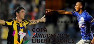 Peñarol vs Emelec - Copa Libertadores 2013