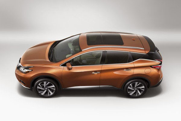 2015 New Nissan Murano Concept Review