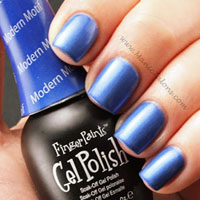 FingerPaints Gel Polish Modern Motif Swatch