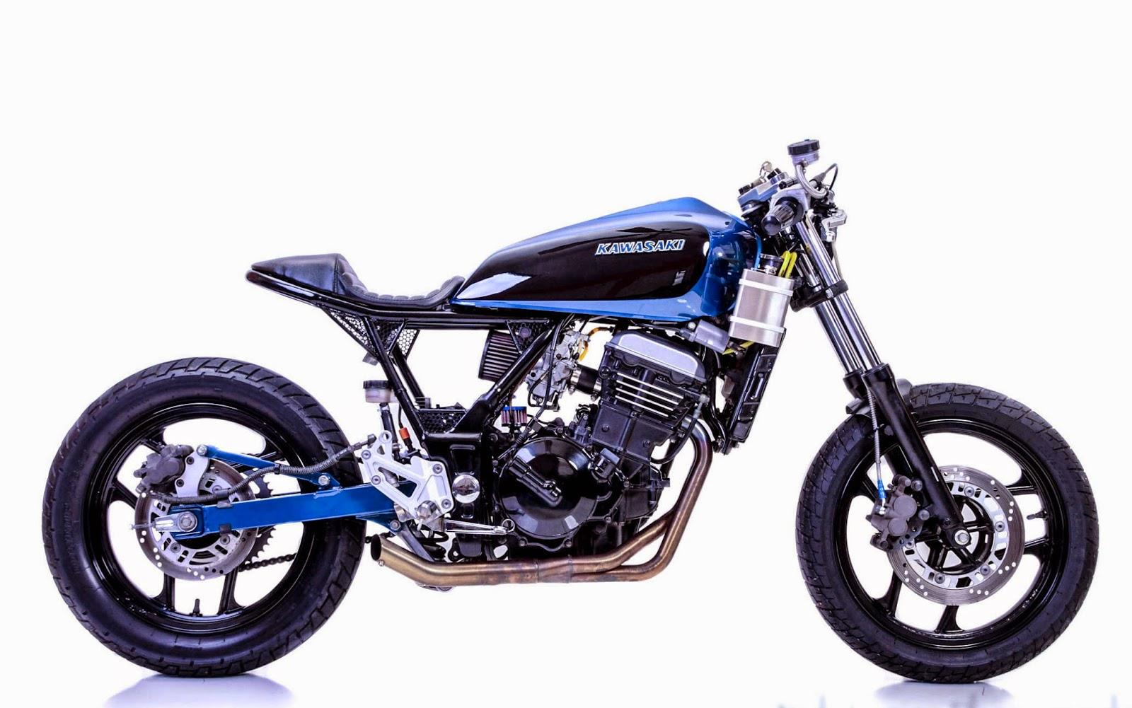 Kawasaki Ninja 250 2007 QuotMayonakaquot Midnight In Japanese From