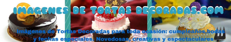 IMAGENES DE TORTAS DECORADAS