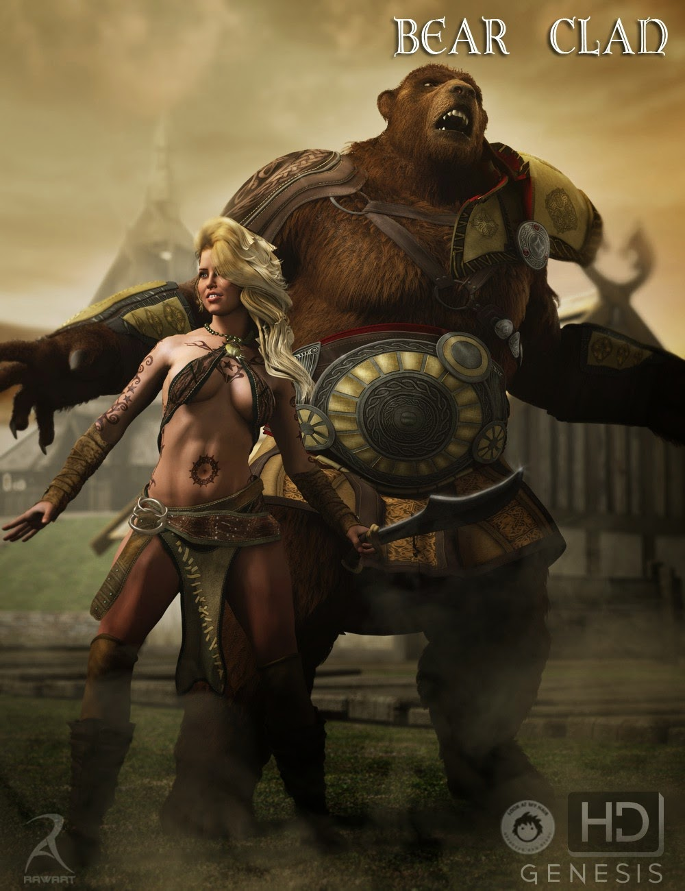 Clan de l'Ours - Regenesis