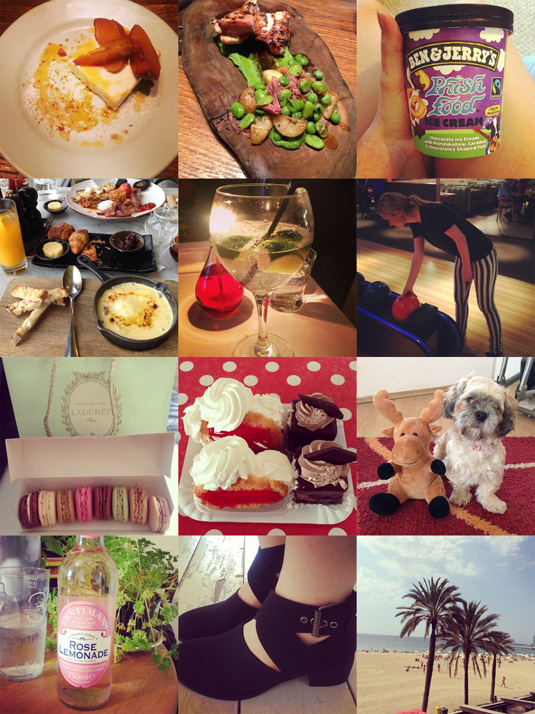 food fashion instagram photos