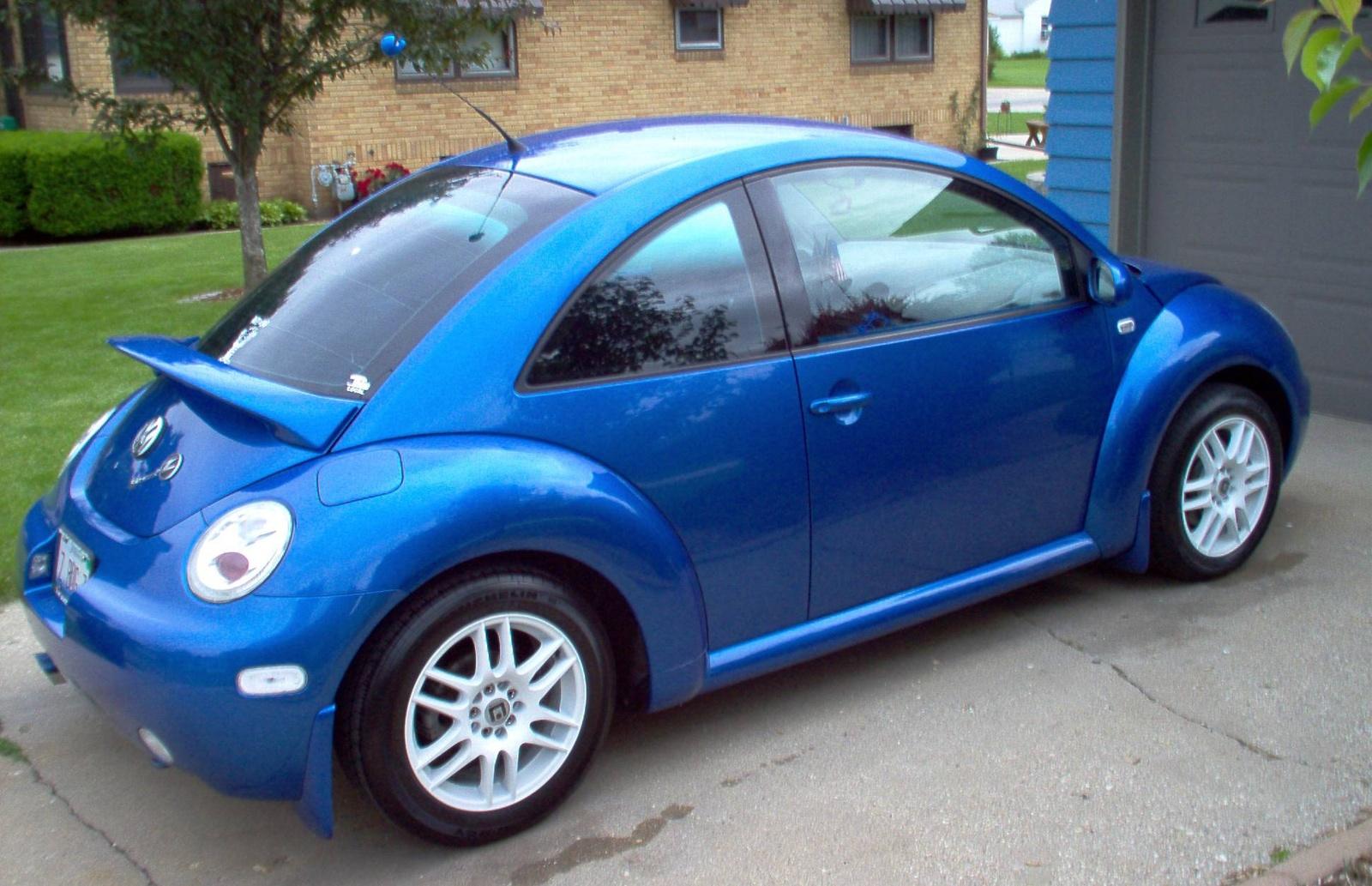 2001 Volkswagen Beetle Owners Manual