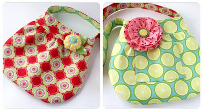 Сшить сумочку для девочки своими руками