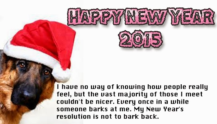 Inspirational Happy New Year 2015 Wishes Quotes