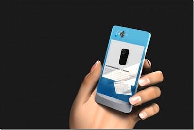 Concept Sketches Future Mobile Device