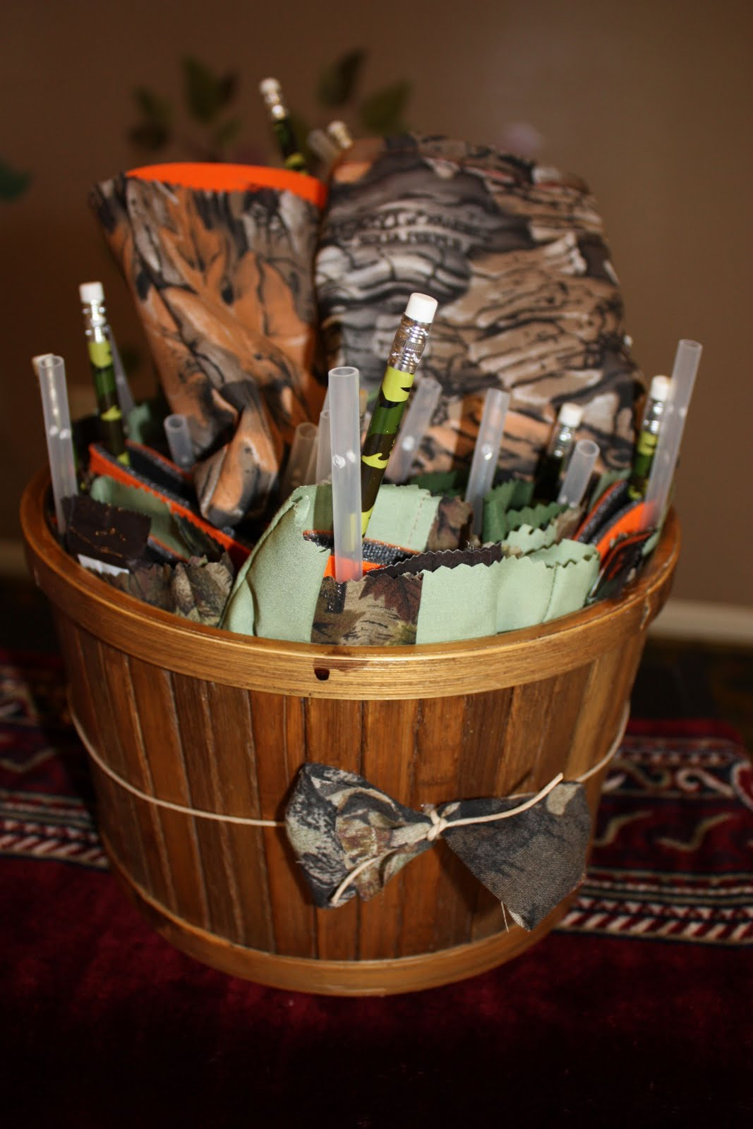 Hunting birthday party decorations party ideas deer hunting party - Hucks Happenings Happy Birthday Cyle A Hunting Party
