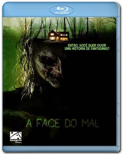 A Face do Mal AVI BDRip Dual Audio + RMVB + BRRip + Bluray 720p e 1080p