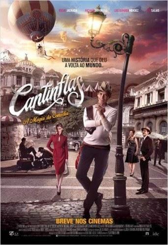 Cantinflas: A Magia da Comédia – Dublado (2014)