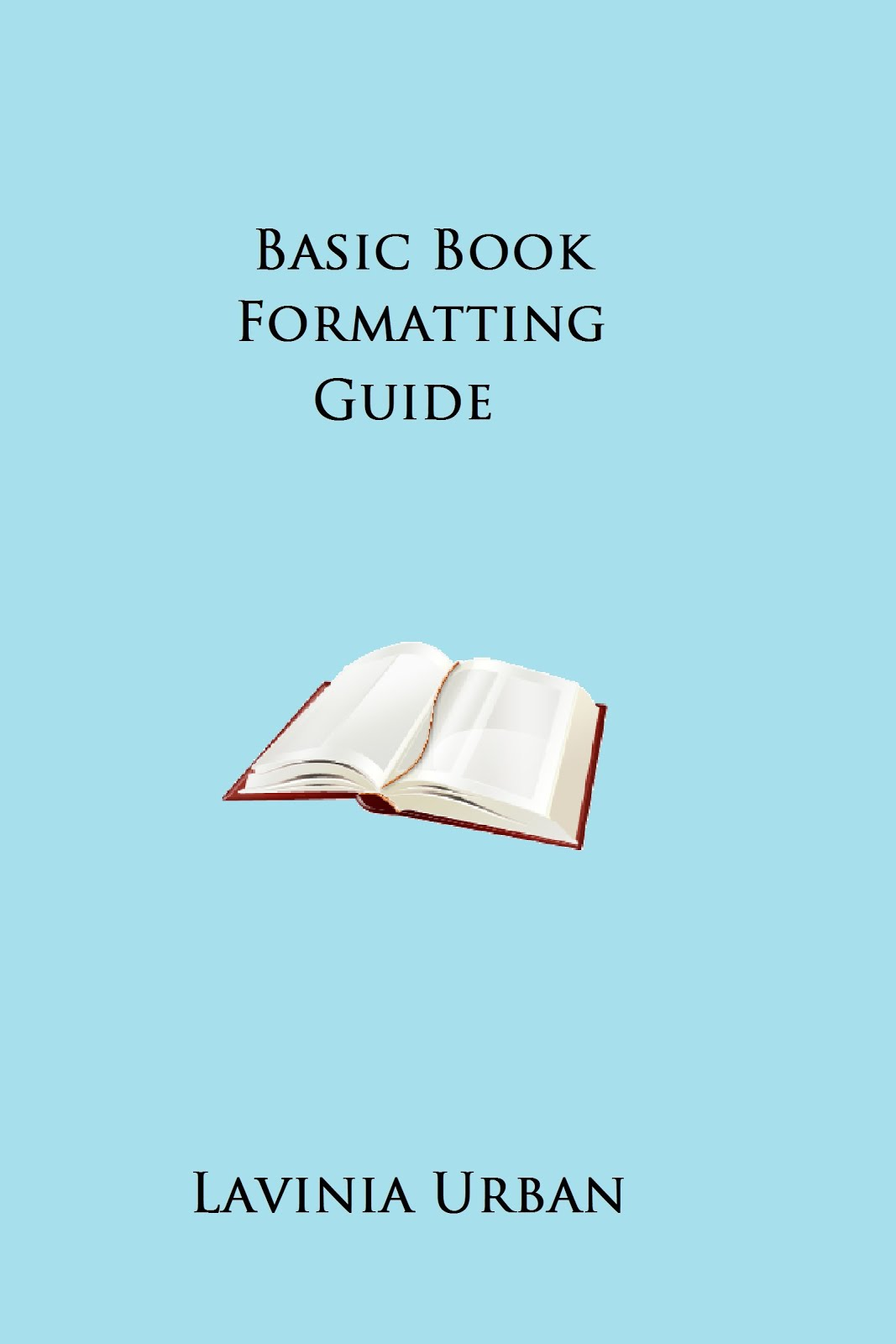 Basic Book Formatting Guide