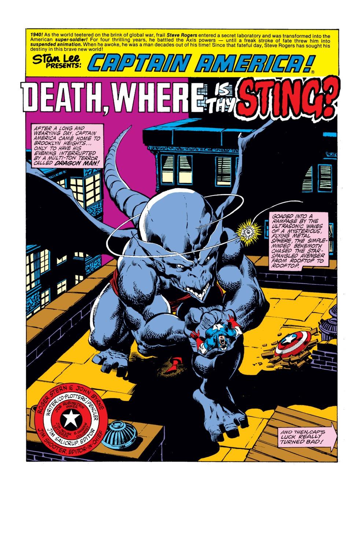 Captain America (1968) Issue #249 #164 - English 2