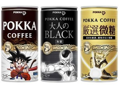 Pokka Dragon Ball