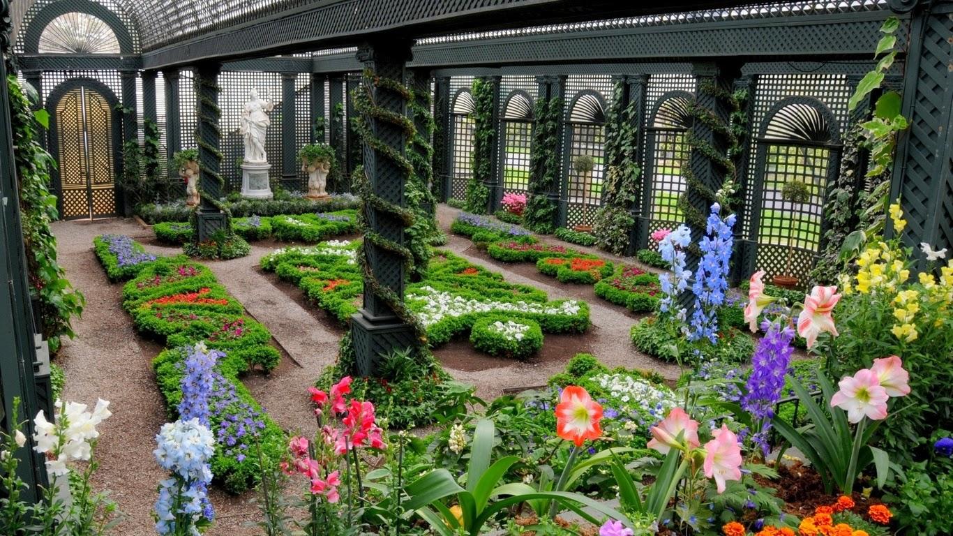 Конечно зимний сад – это не теплица и