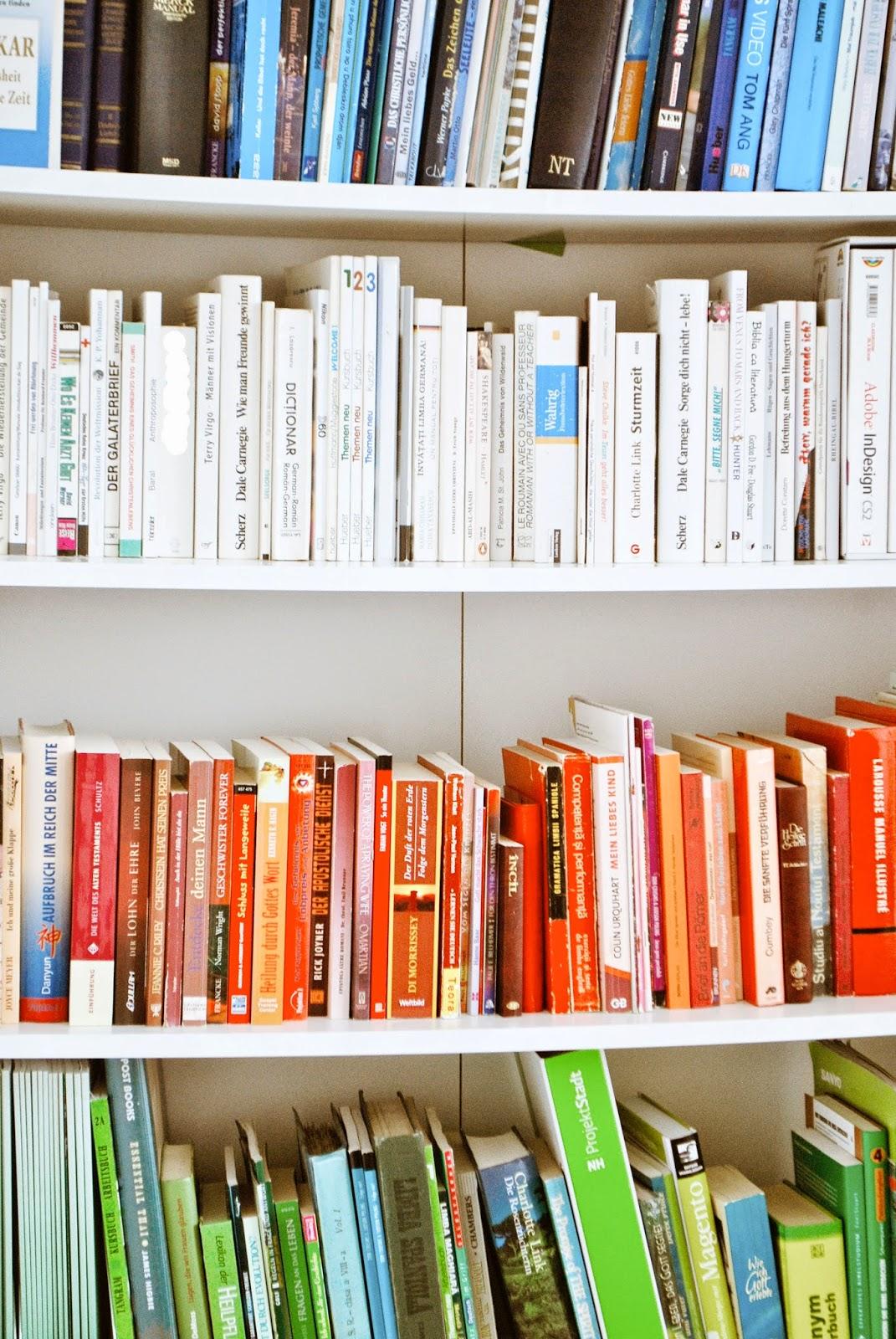 Bücher - ordnung