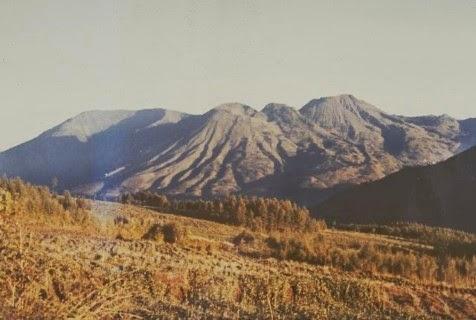 Wisata Alam Di Dataran Tinggi Dieng
