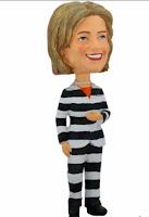 Prison Hillary Chew Toy