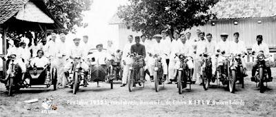 Geng Motor Indonesia Zaman Belanda
