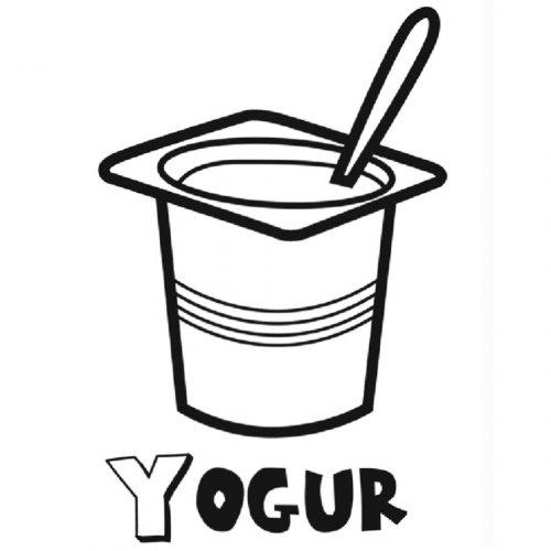 Dibujos de lacteos para colorear - Imagui