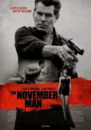 Film The November Man 2014 di Bioskop