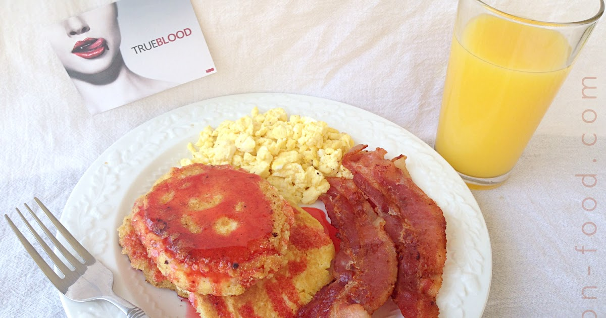 Fiction-Food Café: Hoecakes Cooked in Bacon Grease from ...