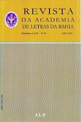 Revista da Academia de Letras da Bahia