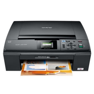 Brother DCP J315W Driver Download
