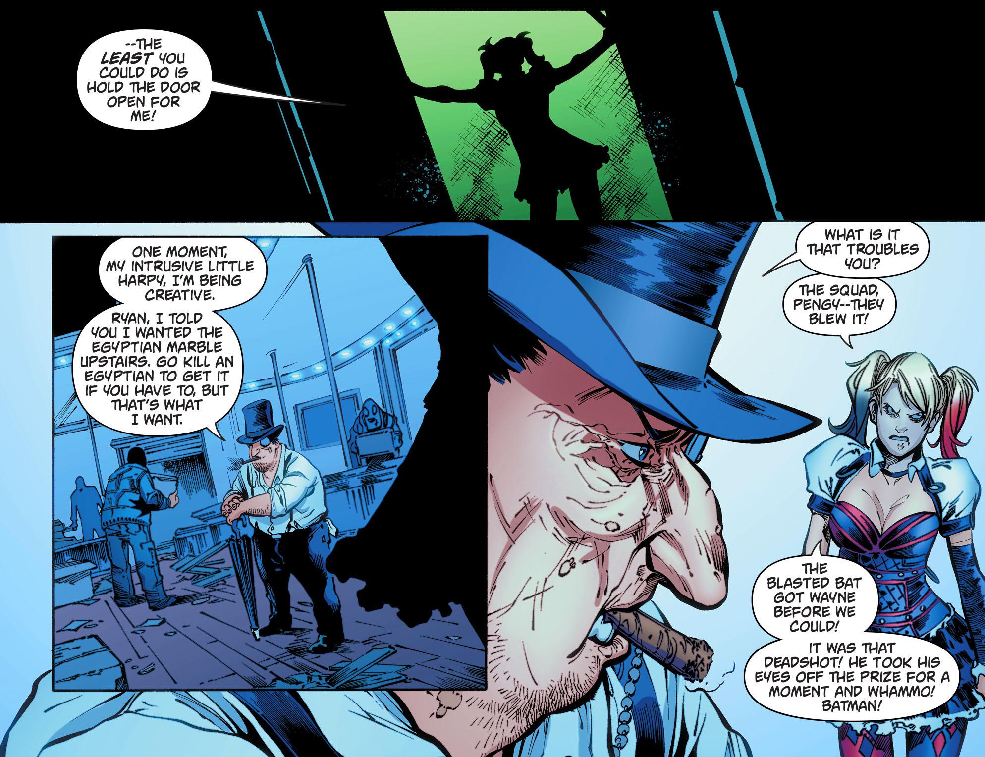 Batman: Arkham Knight [I] Issue #23 #25 - English 14