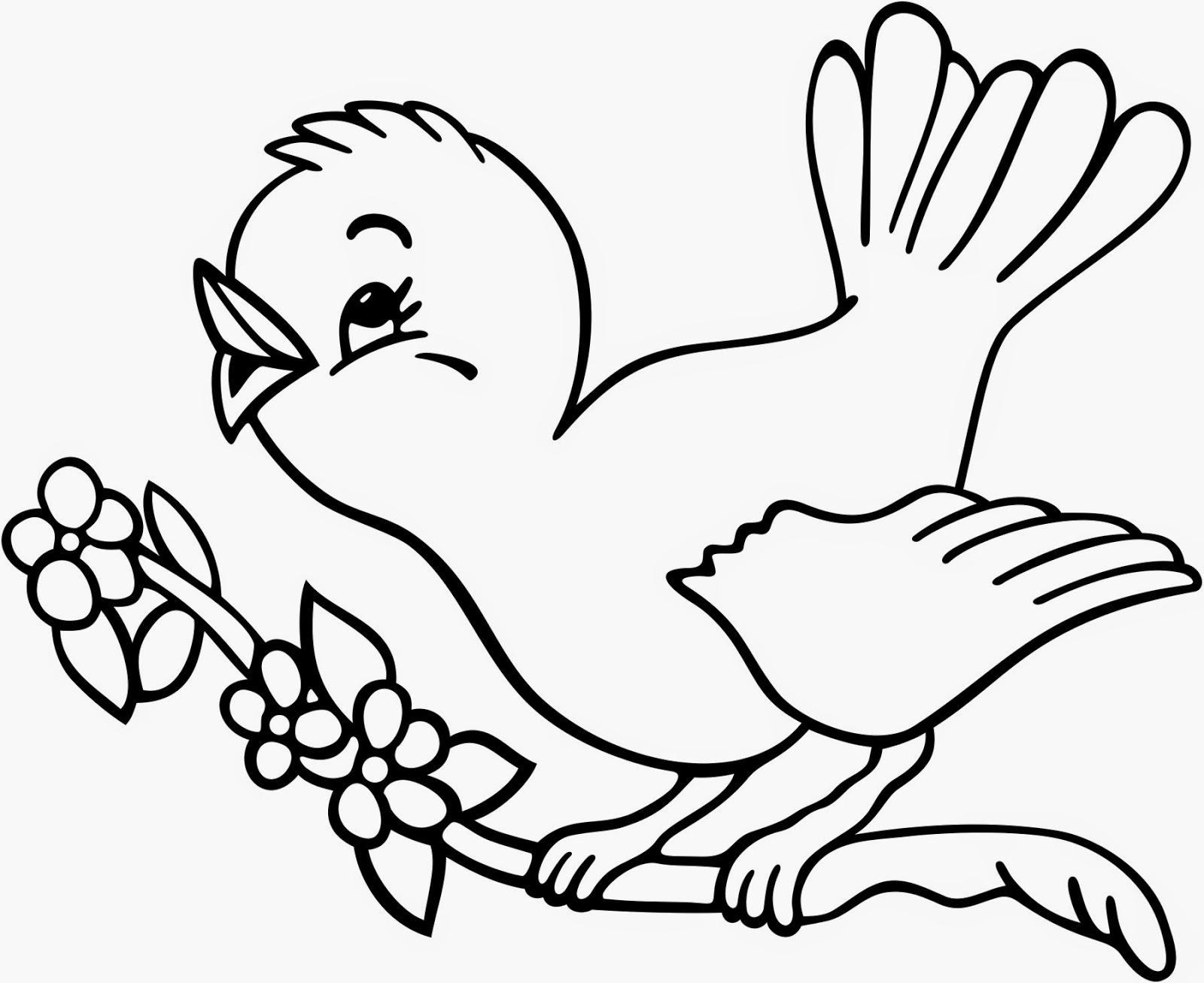 bird coloring pages uk - photo#28