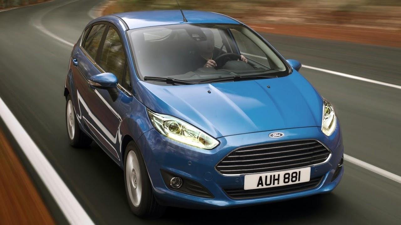 2013 Ford Fiesta EuroNcap'den Beş Yıldızla Ayrıldı