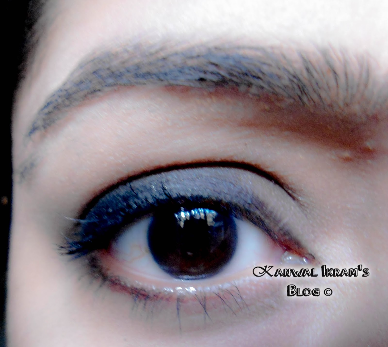 Kanwal Ikrams Blog Essence Eyebrow Gel In Brown 01 Review And Swatches