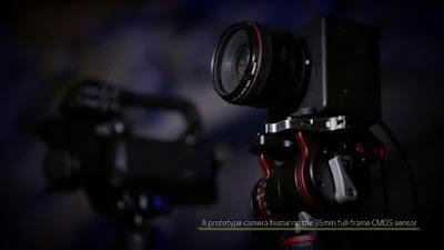 Kamera Canon ISO 300.000
