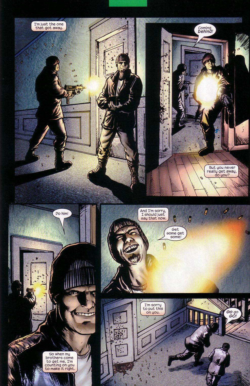 Read online Wolverine (2003) comic -  Issue #1 - 21