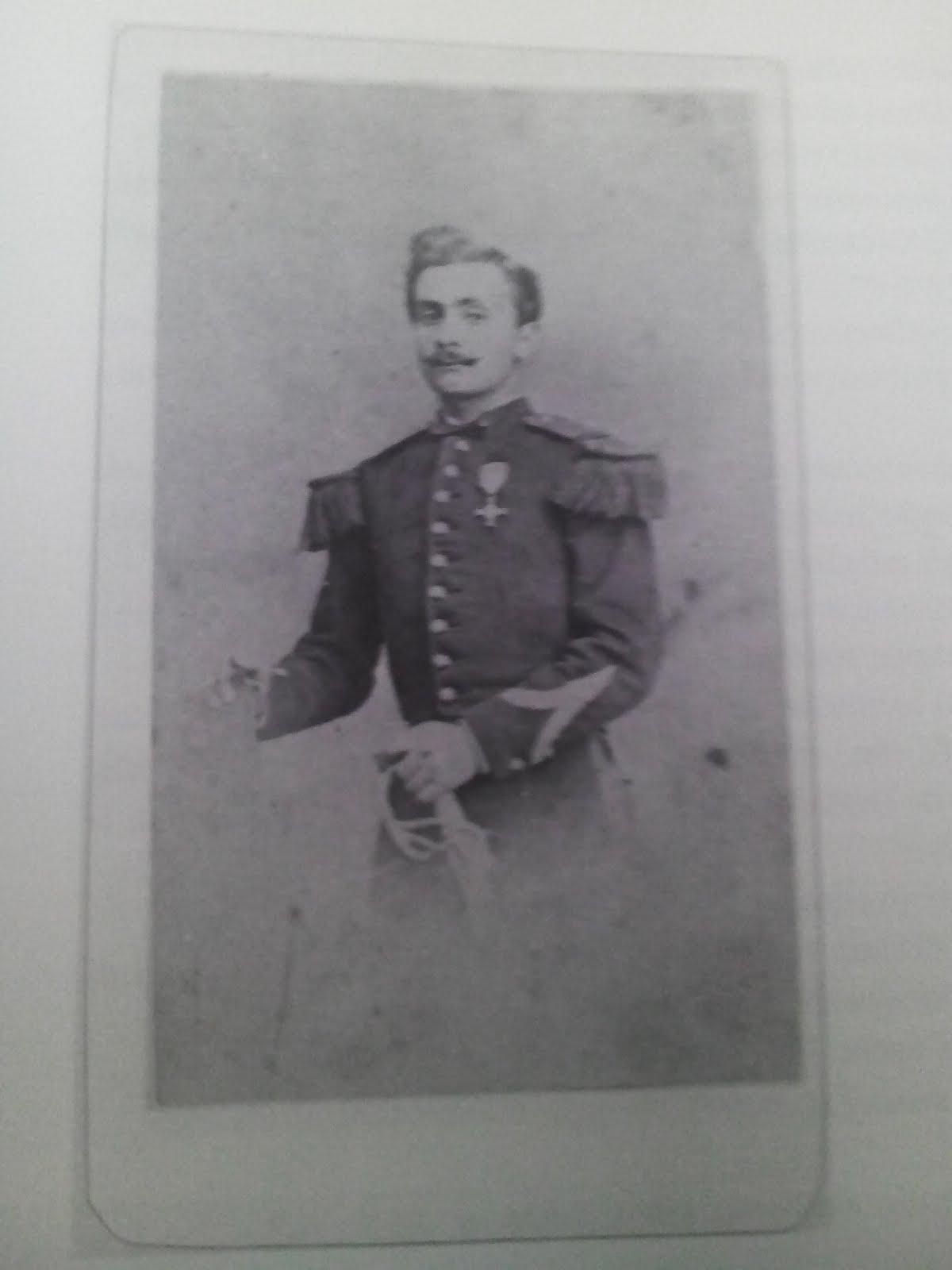 Antamoro Carlo Maria, conte