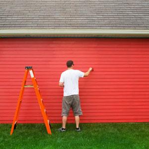 Tipos de pinturas para exteriores
