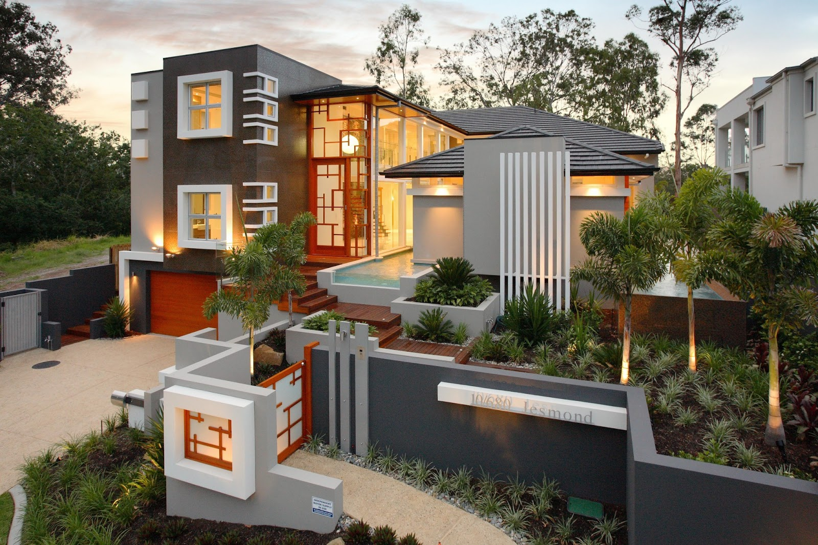 Project designs architects for Residential architect