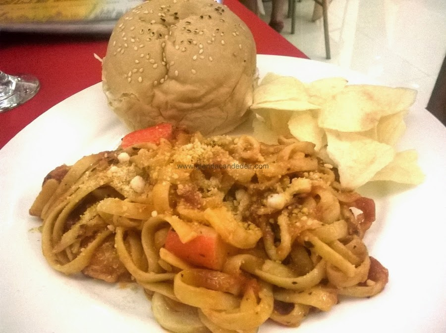 Glenda S Cafe Menu