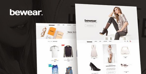 Best Fashion eCommerce HTML Template