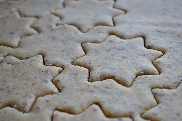 Mürbteig Kekse