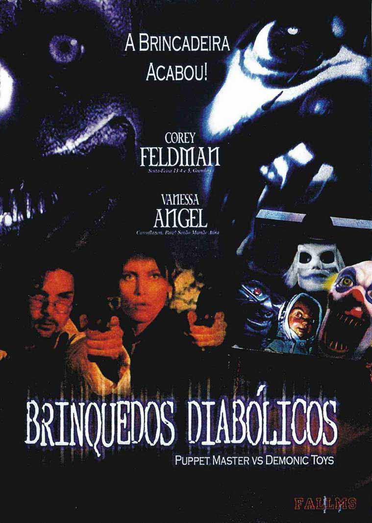 Brinquedos Diabólicos Torrent - Blu-ray Rip 1080p Dublado (1992)