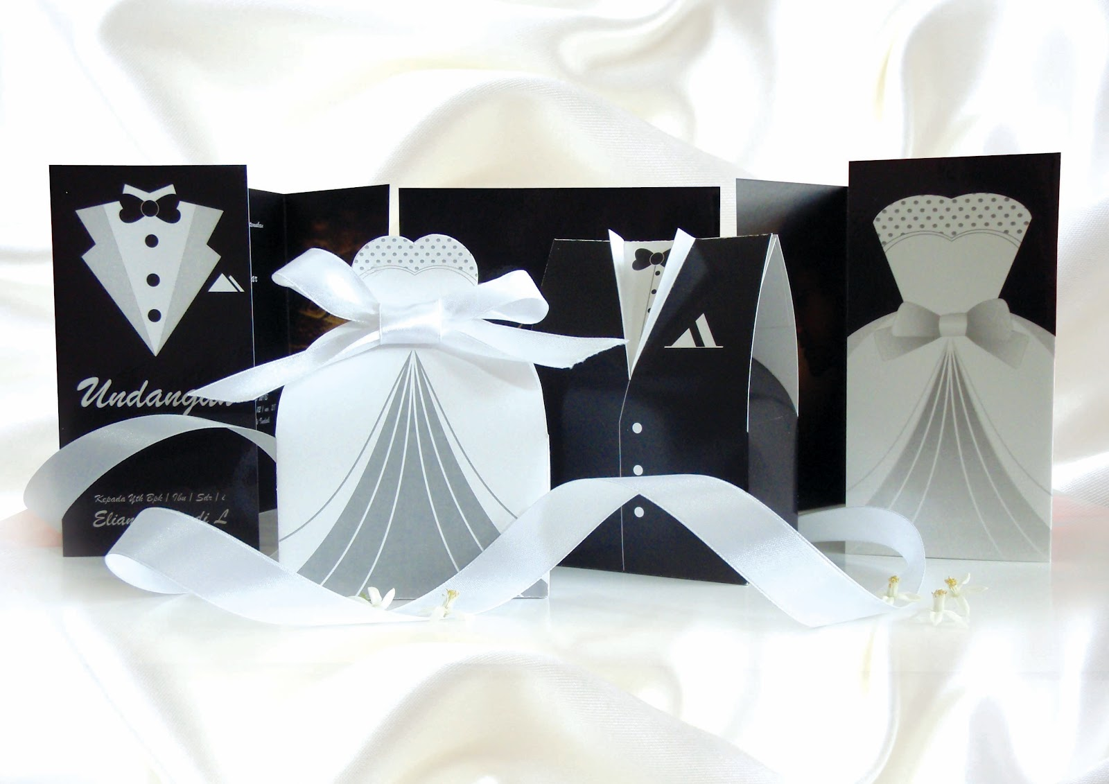 wedding gift box and invitation (GBD_001)