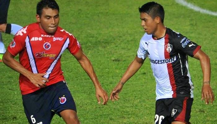 Atlas vs Veracruz en vivo